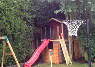 treehouse after